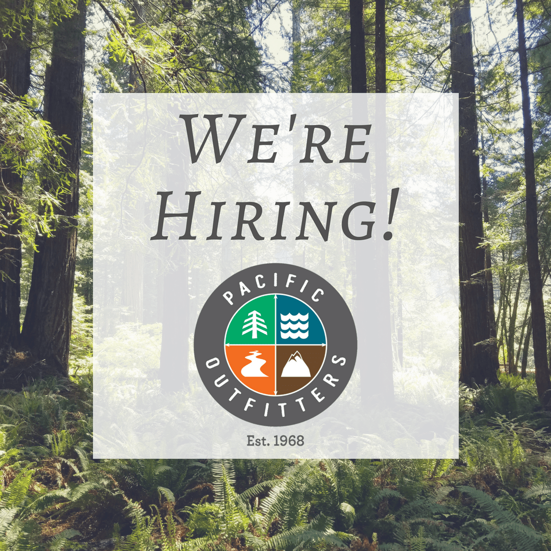 Pacific Outfitters - We're Hiring!
